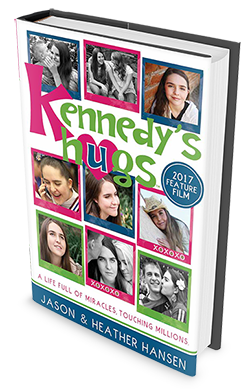 Kennedy's Hugs Book